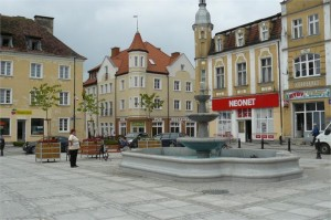 Rewitalizacja Starego Miasta Biskupiec